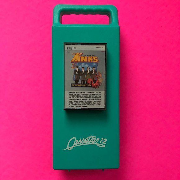 THE KINKS 25 Year Collection Cassette